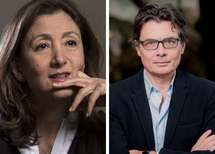 Guiño de Ingrid Betancourt a Alejandro Gaviria