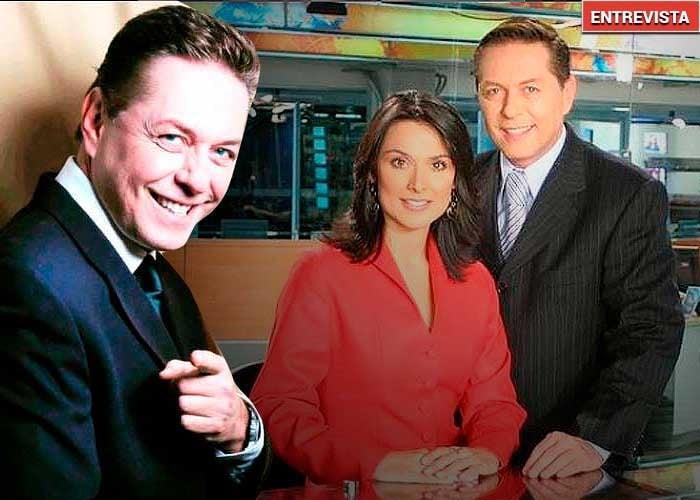 ¿Qué fue de la vida de Isaac Nessim, el papá de Juan Diego Alvira en Noticias Caracol?