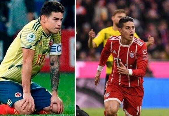 El gran error que acabó con la carrera James: cerrarle la puerta al Bayern