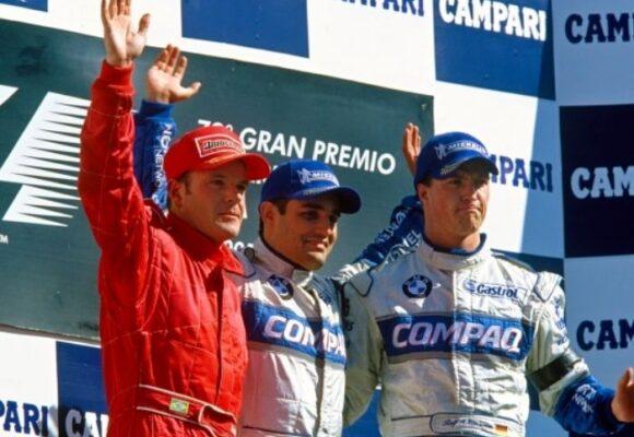 Cuando Montoya consiguió la hazaña más grande de un deportista colombiano