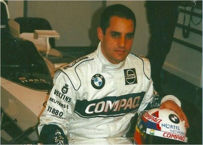 El récord que nadie ha podido tumbarle a Juan Pablo Montoya en la Fórmula 1