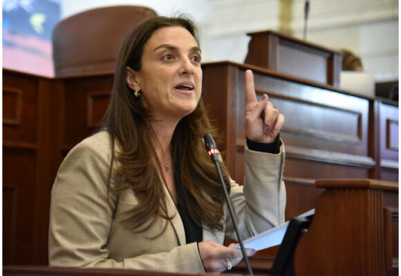 El partido liberal da la estocada final a la ministra Abudinen