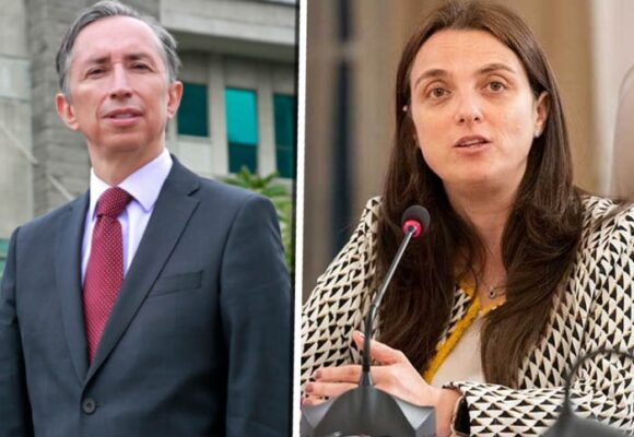 Fiscal defensor en caso de Uribe, decidirá sobre responsabilidad de Karen Abudinen en Centros Poblados