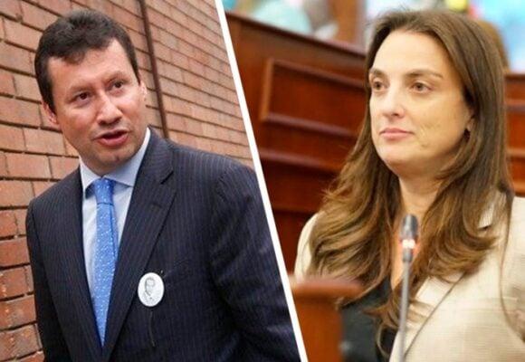 Karen Abudinen se fue por lo alto: contrató en su defensa a Jaime Lombana