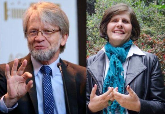 Viviana Barberena, mano derecha de Antanas Mockus, se empieza hacer sentir