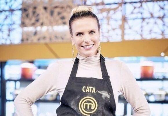 Con un chef de Caracol, Catalina Maya buscaba ganar Masterchef de RCN