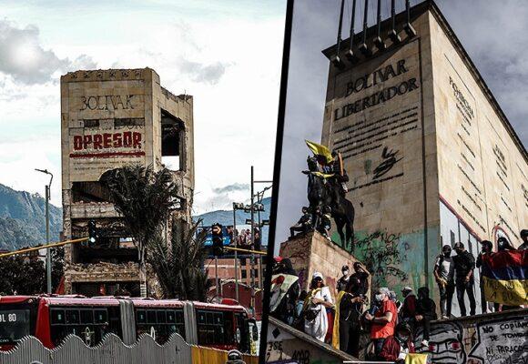La caída de Los Héroes: la verdad detrás de la demolición del monumento
