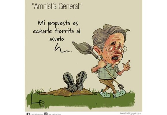 Caricatura: Amnistía general