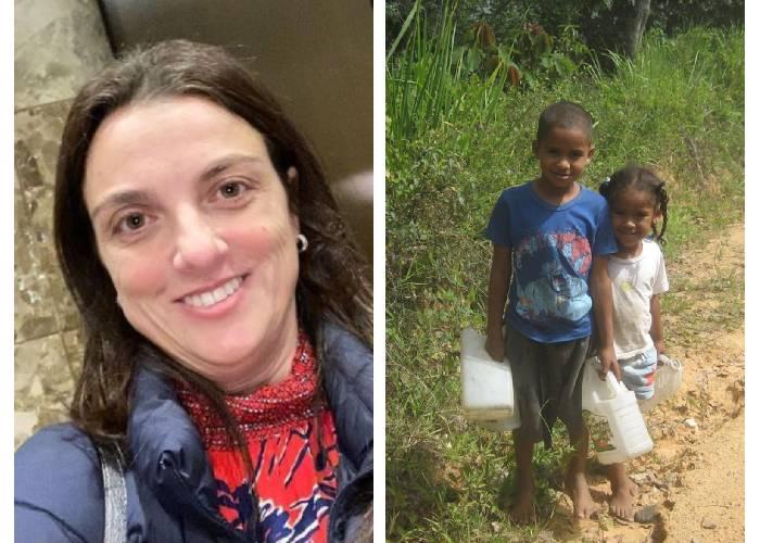 Efecto Abudinen vs. niños del campo