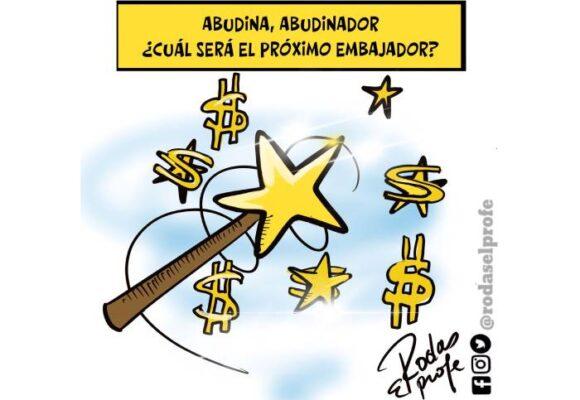 Caricatura: Abudina abudinador