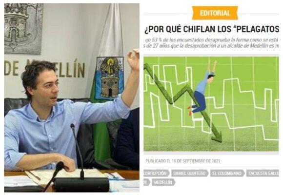 ¿Qué hay detrás de la tensión entre Quintero y El Colombiano?