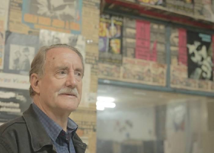 Entrevista a Eduardo Artés, candidato presidencial en Chile para 2017-2021