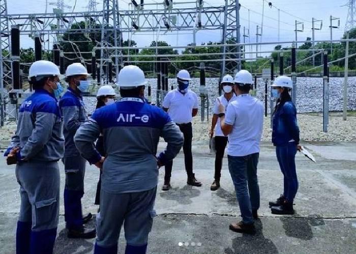 AIR-E, con las tarifas eléctricas más altas del país
