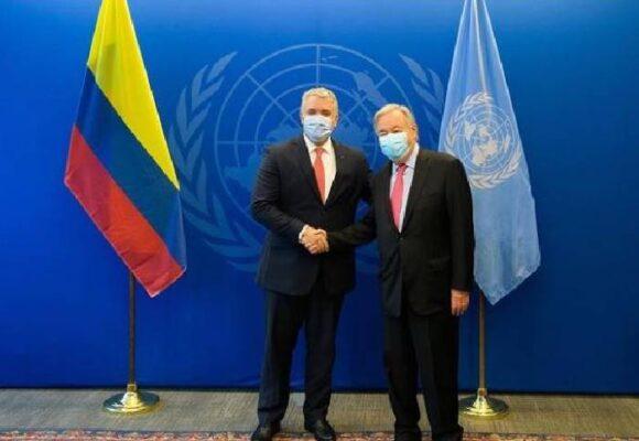 El antidiscurso de Duque en la ONU