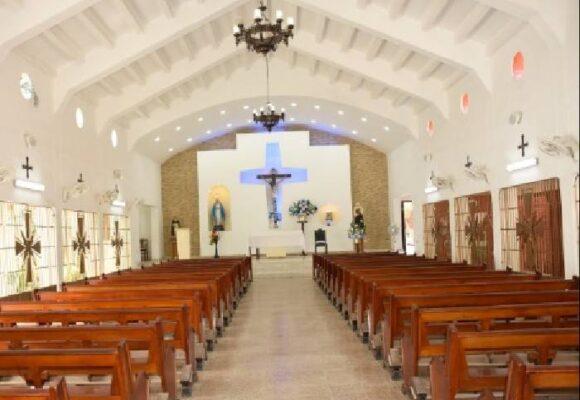 ¿Por qué se incendió la capilla de La Milagrosa hace 40 años?