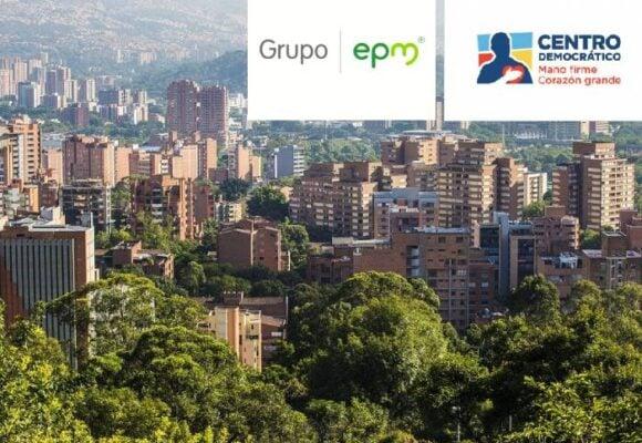 Las nuevas polémicas de EPM y los concejales del Centro Democrático en Medellín