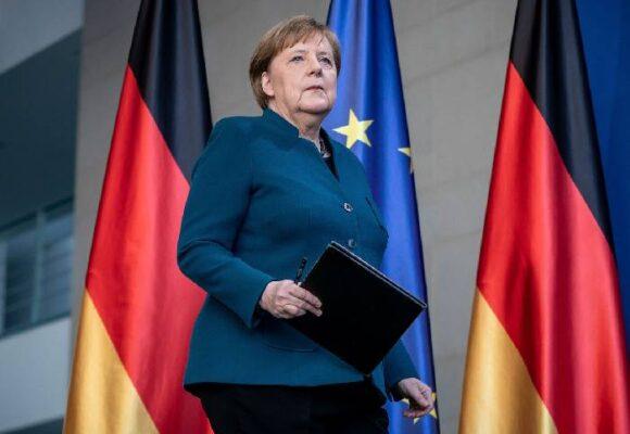 Adiós a la señora Merkel