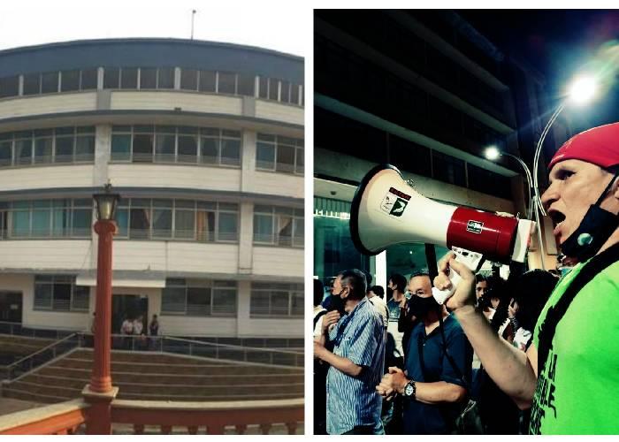 Hospital La Misericordia de Calarcá, en alerta roja