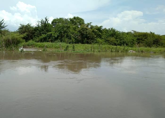 Personería de Santa Lucía, Atlántico, denuncia abandono del gobierno nacional al canal del Dique