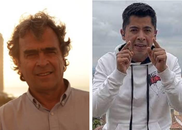 Ariel Ávila llega a Medellín a reforzar campaña de Fajardo