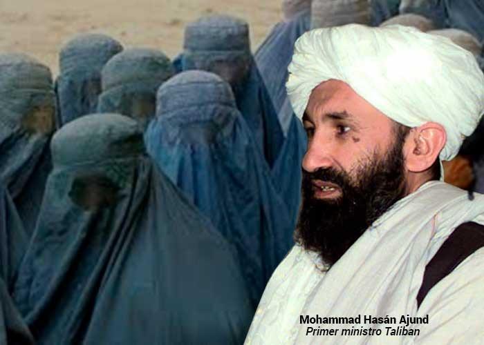 El mulá Mohammad Hasán Ajund, el superpoder talibán en Afganistán