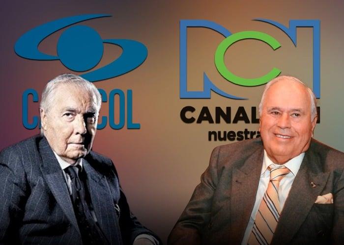 Caracol y RCN: las plagas que nos dejaron Ardila Lülle y Santo Domingo