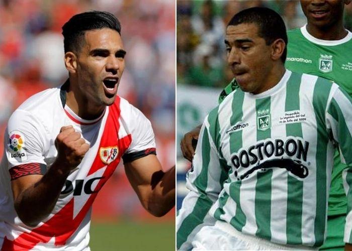 El récord que Falcao quiere quitarle a Víctor Hugo Aristizábal