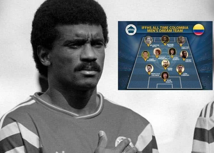 El desplante que le hicieron a Arnoldo Iguarán, el goleador de la selección por más de 20 años
