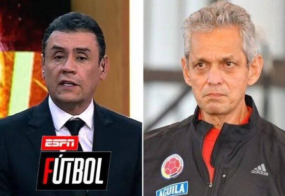 La masacrada que le pegó ESPN a Reinaldo Rueda