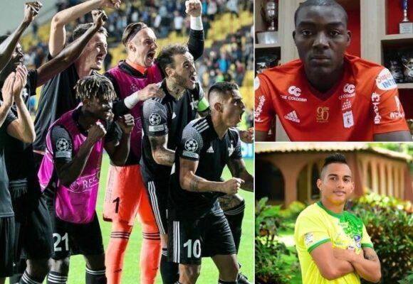 Los jugadores que fueron despreciados en la liga colombiana y ahora bailan al Real Madrid