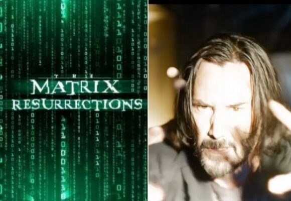 Por fin… Este es el trailer de Matrix: Resurrecciones