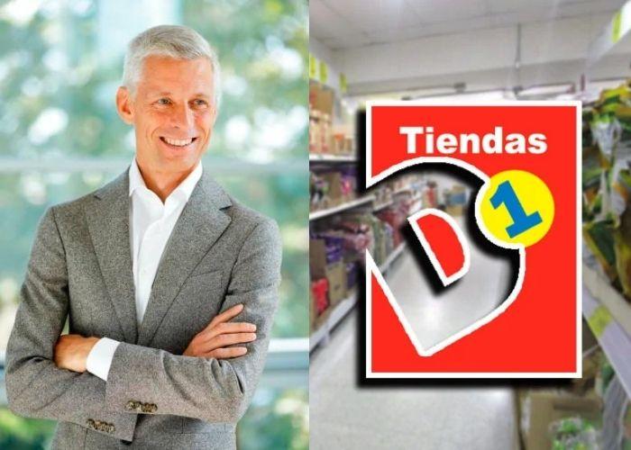 Un español tomará las tiendas D1