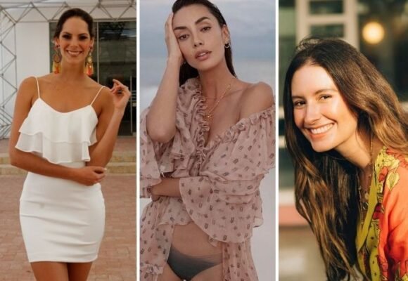 Las famosas que se casaron con los poderosos de Colombia