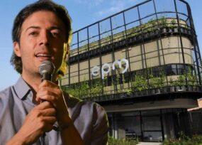 Daniel Quintero pavimenta con viajes al exterior la venta de las acciones de Tigo-UNE