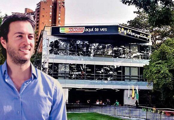Encartado con Telemedellín, Daniel Quintero vuelve y cambia de gerente