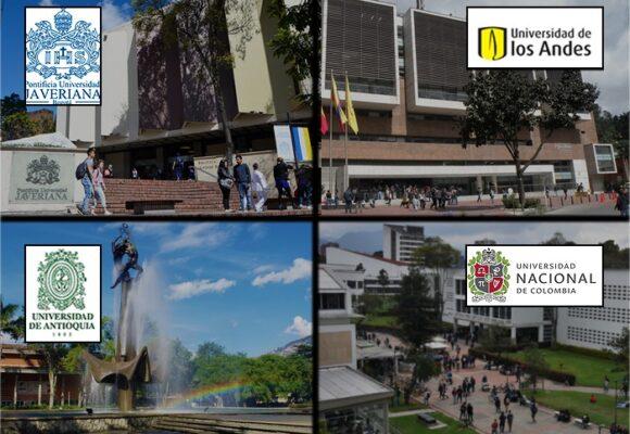 La Javeriana supera a los Andes y Nacional como la mejor universidad