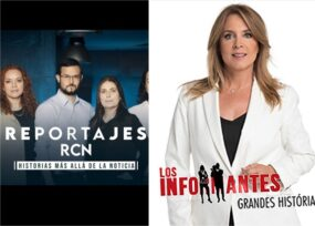 Silvia María Hoyos, la carta de RCN para destronar a Los Informantes