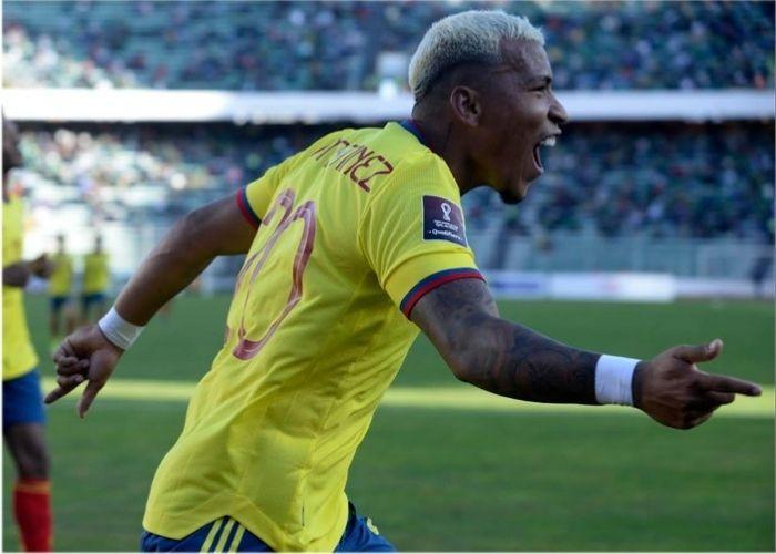 Roger Martínez, lo único bueno que dejó Queiroz en la Selección Colombia