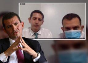 Emilio Tapia de regreso a los estrados judiciales por Centros Poblados