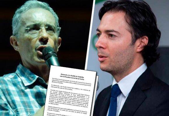 Pelea entre Uribe y Quintero pasa a los estrados judiciales