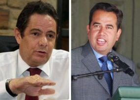 Vargas Lleras continúa la toma del Ministerio de Comercio