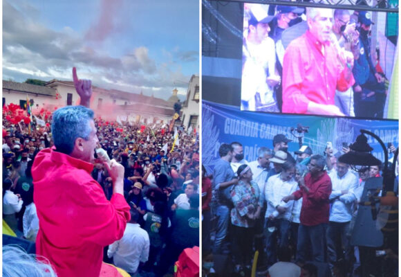 La cercanía de Luis Fernando Velasco que le gusta Petro pero no a la base del partido Colombia Humana