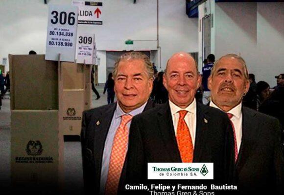 Thomas Greg & Sons, la superpoderosa que maneja las elecciones en Colombia