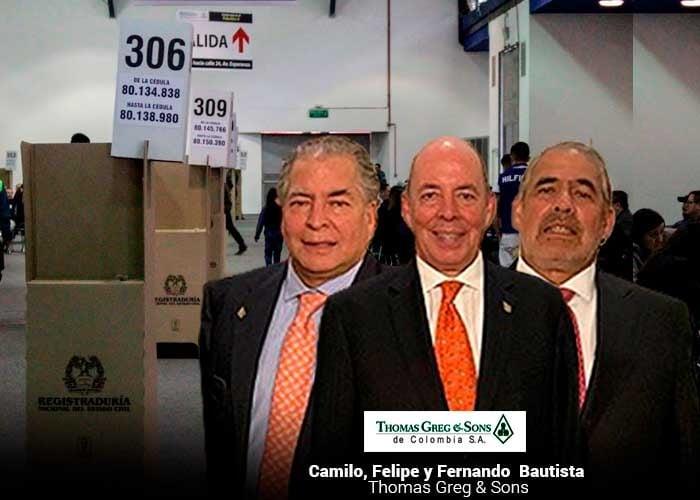 Thomas Greg & Sons, la superpoderosa que maneja las elecciones en Colombia  - Las2orillas