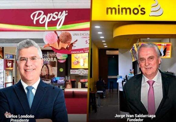 Popsy y Mimo's, los helados colombianos con los que nadie ha podido