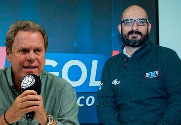 Al director del Gol Caracol lo echaron por meterse con la Federación Colombiana de Futbol