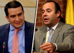 Luigi Echeverri podría revivir la candidatura de Edward Rodríguez en el CD