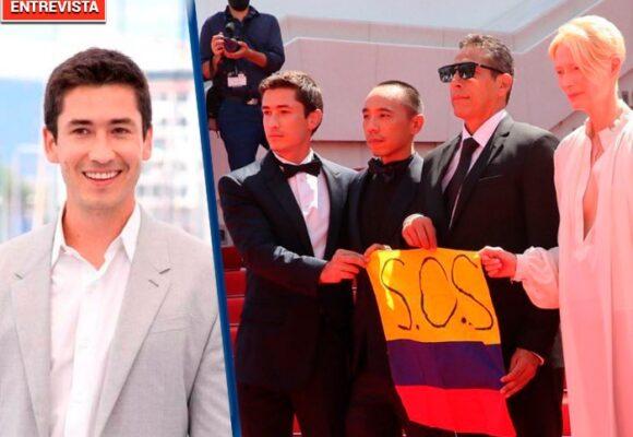 El regreso por lo alto de Juan Pablo Urrego a Colombia