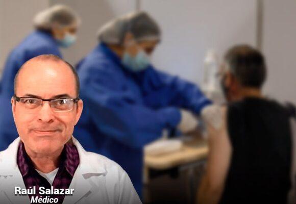 El peligroso coctel de un médico caleño que no cree en las vacunas contra el covid