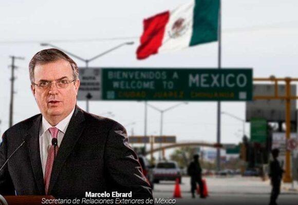 El fin del acuerdo militar atinarco entre México y Estados Unidos